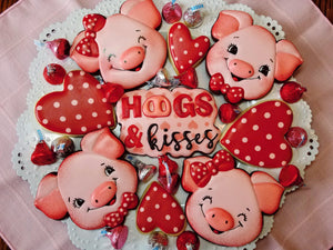 February 7th @ 6 PM Hands-On Cookie Decorating w/ Cindy Atkins