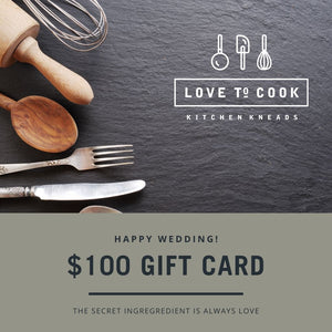 $100 Online Registry Gift Card