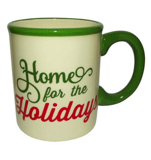 Tag Christmas Vintage Bike Holiday Mug