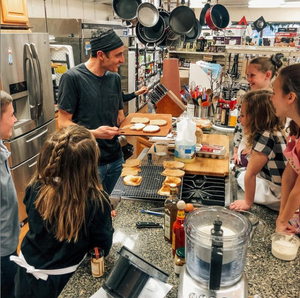 June 1-3 Kid's Camp Cooking School - Beginner's Class