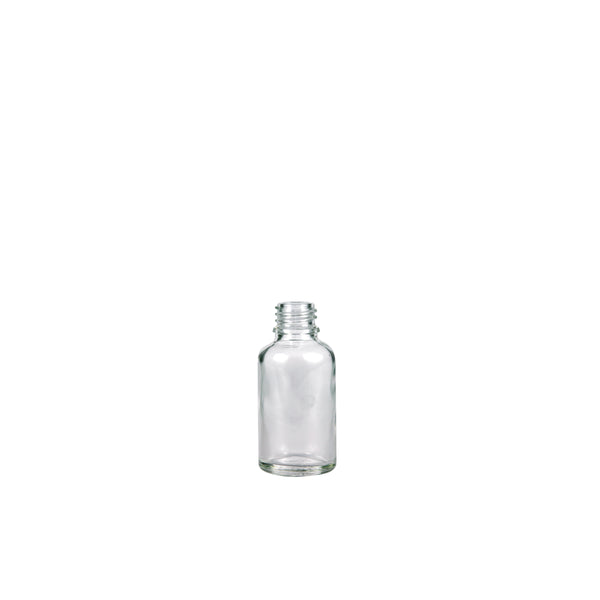 10ml Clear Glass Bottle