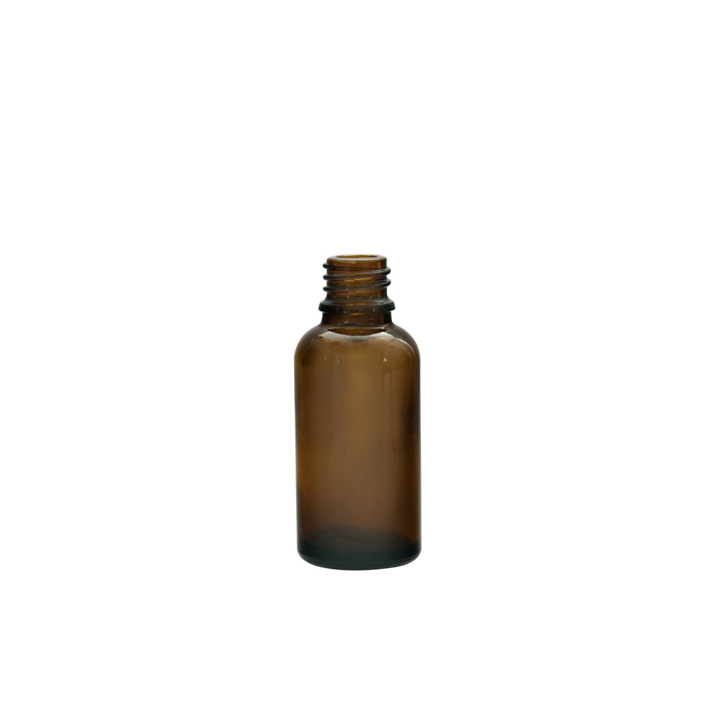 30ml Amber Glass Bottle