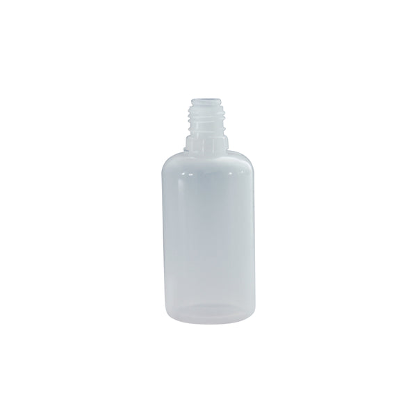 50ml PE Plastic Bottle