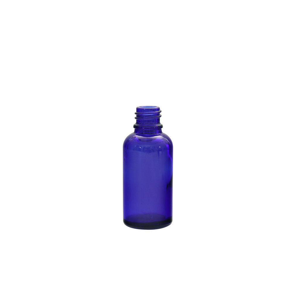 15ml Blue Glass Bottle