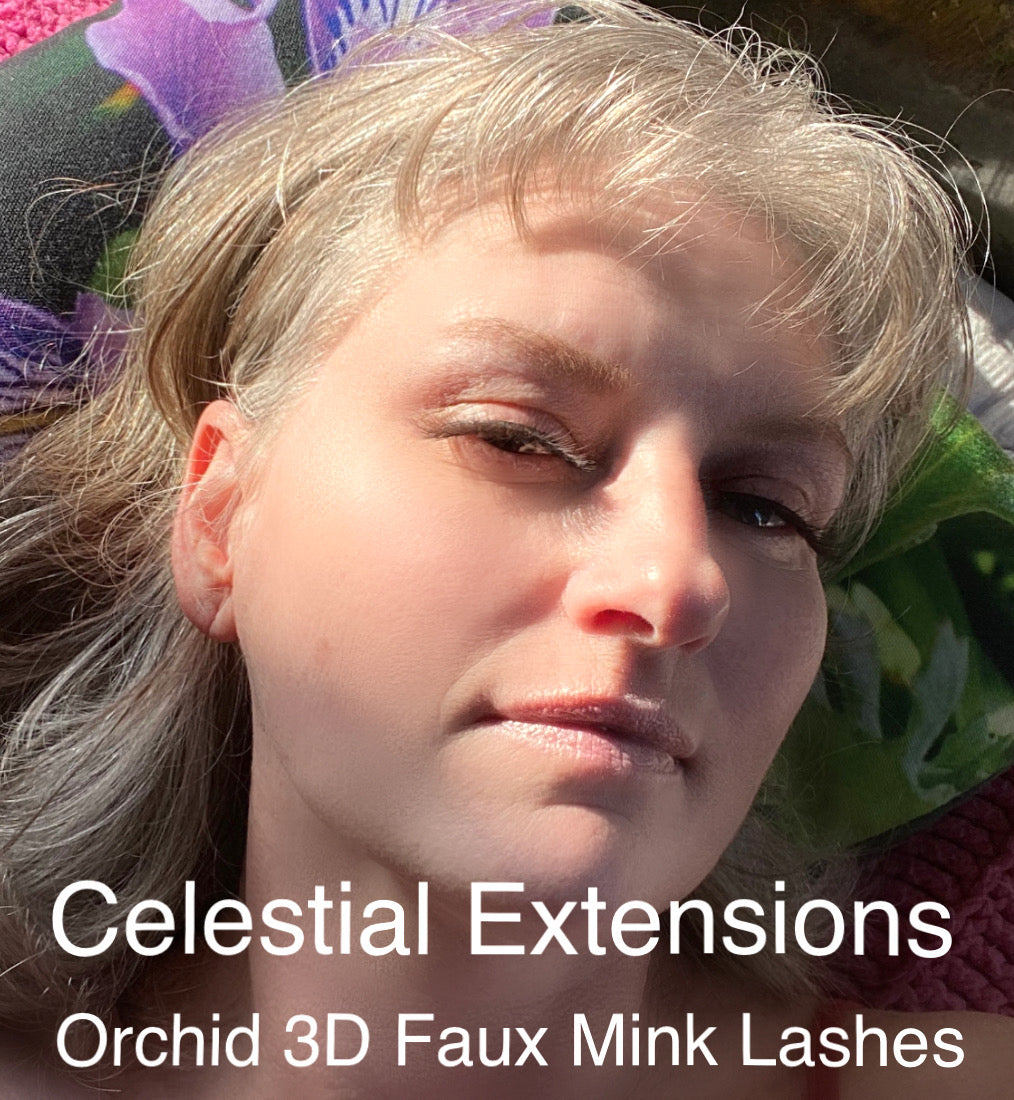 Celestial Extensions 3D Faux Mink Lashes Cruelty Free Beauty Available At Lynda Anne Beauty Department