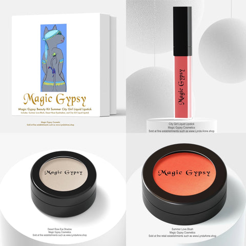 Magic Gypsy Summer City Girl Beauty Kit