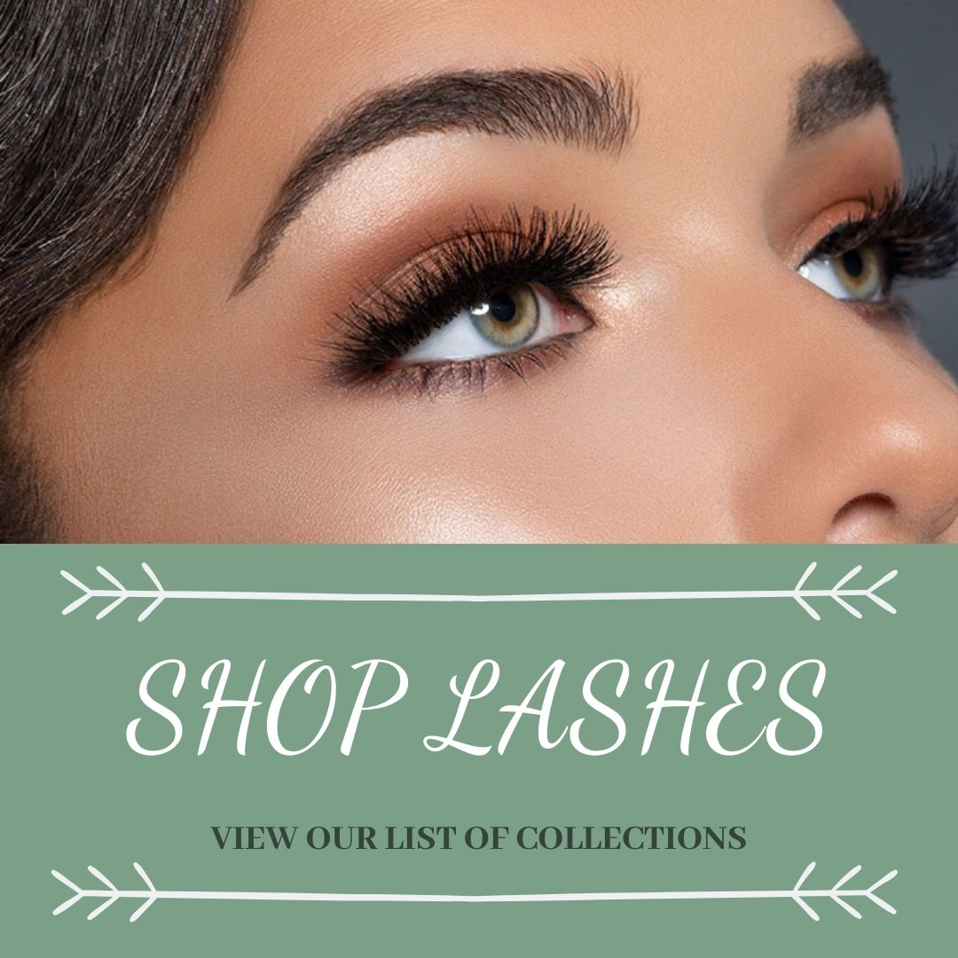 Shop Faux Mink Eyelashes At Lynda Anne Beauty Department