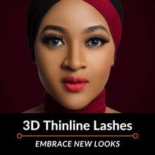 Daisy Faux Mink 3D Volume Lashes