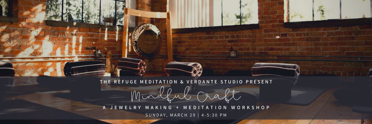 March Mindful Craft Workshop