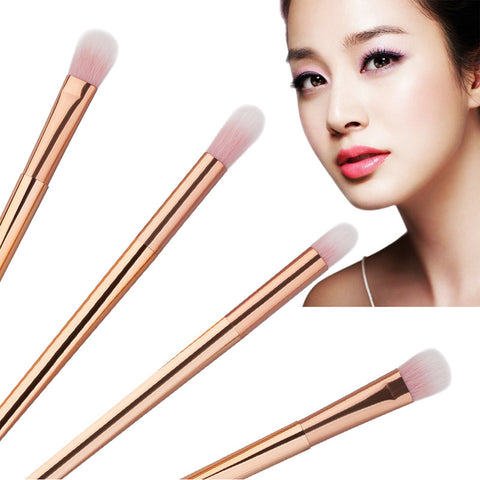 4pc Makeup Brushes Set Professional Tool Kit