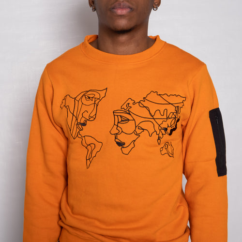 Line Art Sweatshirt