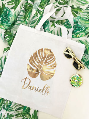 Tropical Tote Bags