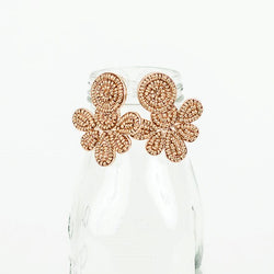 Milan Gold Earrings