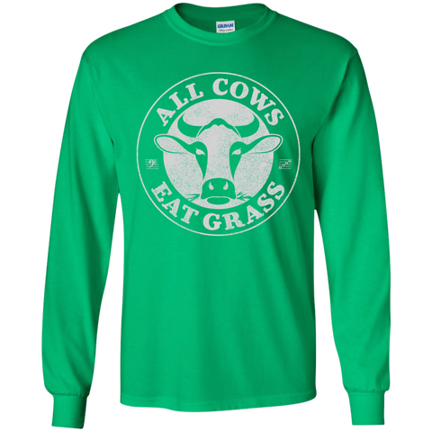 A-C-E-G Long-Sleeve T-Shirt