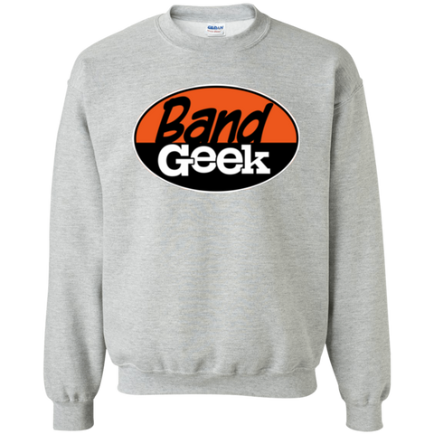 Band Geek Pullover Sweatshirt