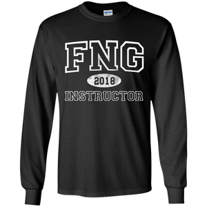 FNG Instructor Long Sleeve T-Shirt