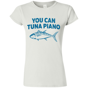 Tuna Piano Women's T-Shirt