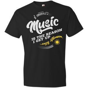 Music Is the Reason T-Shirt