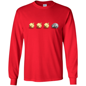 Jingle Bell Rock Long-Sleeve T-Shirt