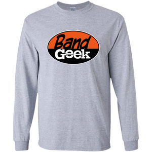 Band Geek Long-Sleeve T-Shirt