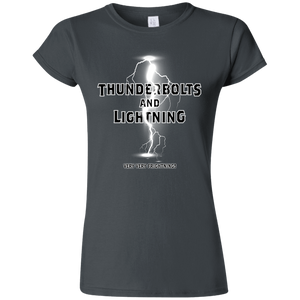 Thunderbolts n Lightning Women's T-Shirt