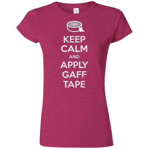 Keep Calm Women's T-Shirt