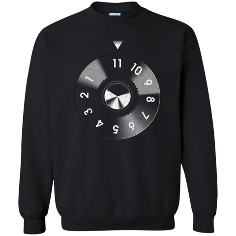 It Goes to 11 Pullover Sweatshirt
