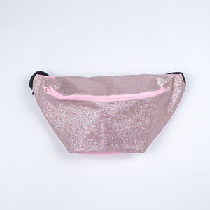 Rose gold simple bumbag