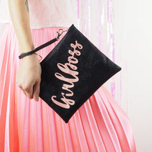 Girlboss clutch bag