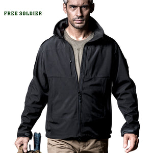 FREE SOLDIER outdoor jacket