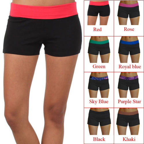 Women's Fitness Sports Shorts