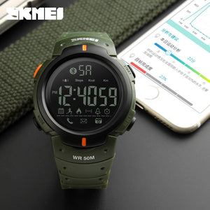 Bluetooth Calorie Pedometer Smart Watch