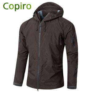 Copiro Men's Hiking Jacket
