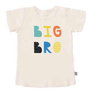 Finn And Emma Big Bro Tee