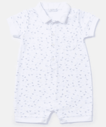 Mon Petite Celeste Paticorto Baby Boy by Baby Cotton-Pima Cotton-Gigil