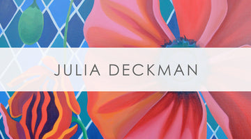 How I Became a Visual Artist with Julia Deckman
