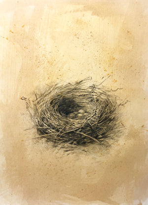 Nest of Eggs 1 by Rick Sargent