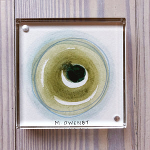 God's Eye Ocular 30 by Michelle Owenby