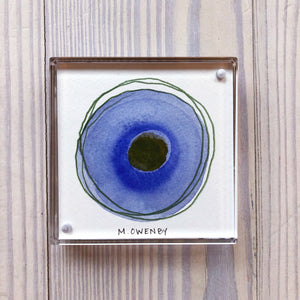 God's Eye Ocular 31 by Michelle Owenby
