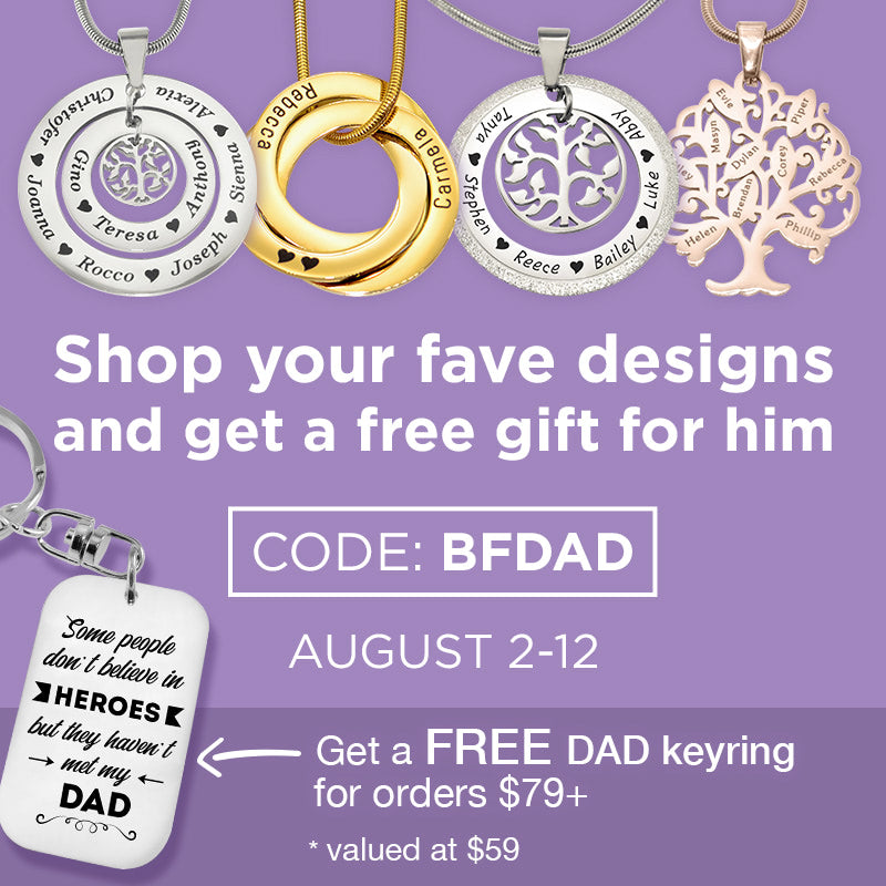 Belle Fever High Quality Handcrafted Personalised Jewellery Newzealand