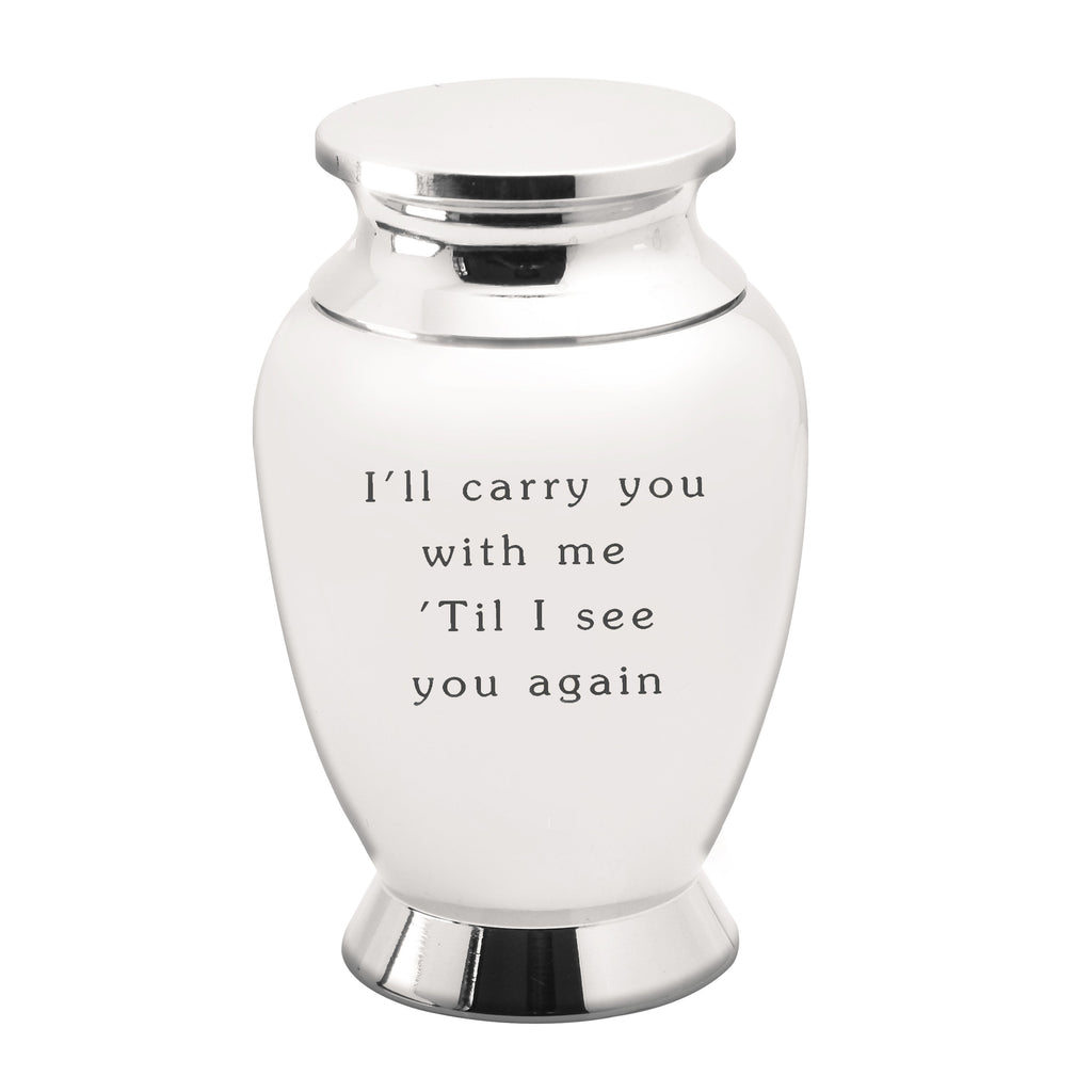 Personalised Keepsake Urn