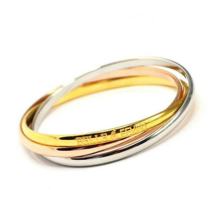 Daughter Three Tone Bangle Belle Fever 1