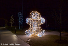 2D/3D Enchanted Gingerbread Man - 9.8ft