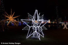 3D Animated Star - 9.84ft.
