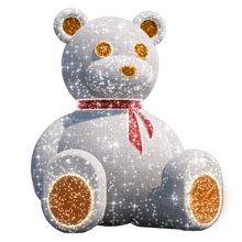 3D Big Teddy - 16.4ft - artistic-holiday-designs