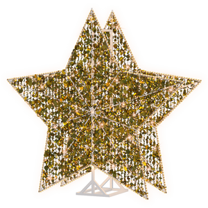 Radiant Star - 6.5ft - artistic-holiday-designs