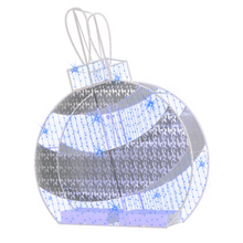 2D/3D Enchanted Blue Ornament - 9.8ft
