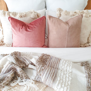 Isla Tassel Cushion