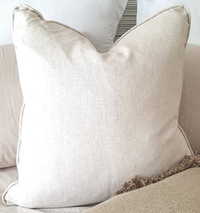 Leila Linen Cushion