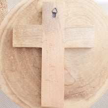 Nala Wooden Carved Cross